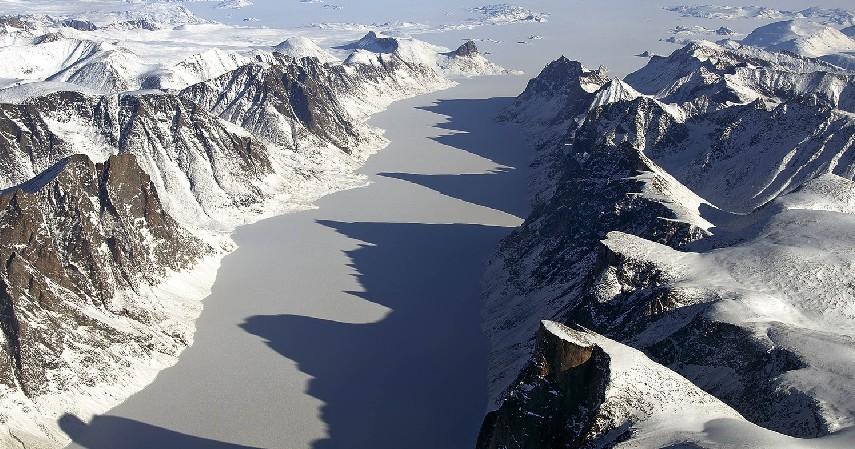Pulau Baffin - 10 Daftar Pulau Terbesar di Dunia