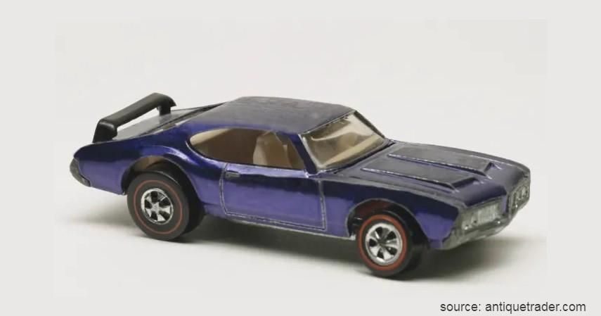Purple Olds 442 1971 - 10 Hot Wheels Termahal di Dunia