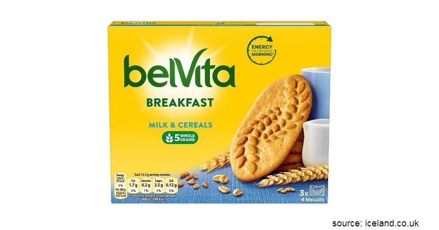 Rekomendasi Biskuit Terbaik untuk Diet - Belvita Breakfast