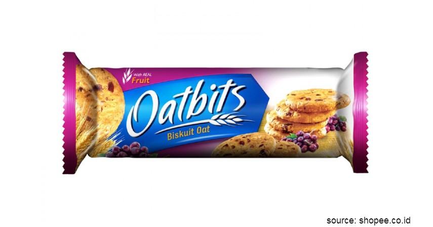 Rekomendasi Biskuit Terbaik untuk Diet - Oatbits