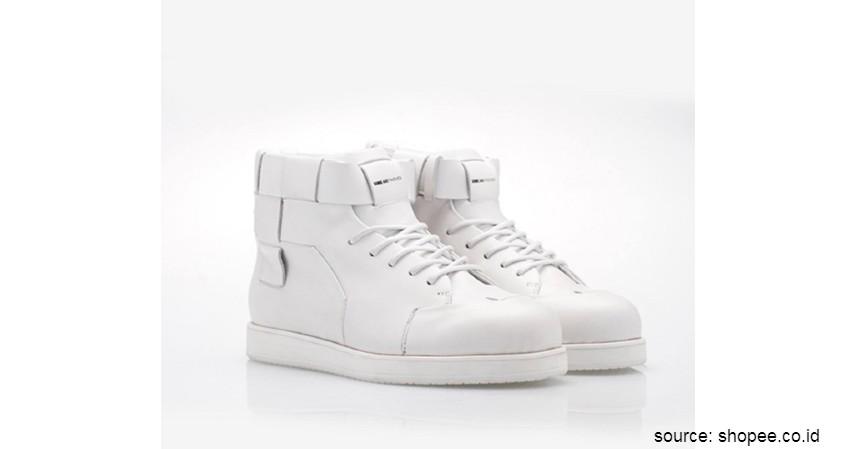 Rekomendasi Merek Sepatu Kulit Pria Lokal Terbaik - Somearethieves