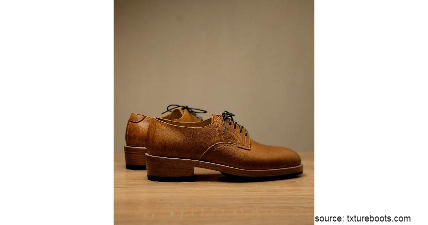 Rekomendasi Merek Sepatu Kulit Pria Lokal Terbaik - Txture