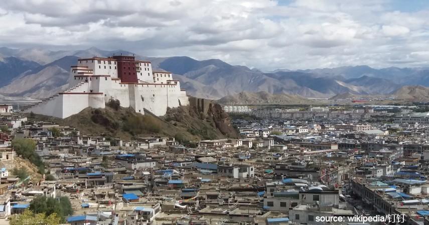 Shigatse Tibet - Daftar Kota dengan Letak Tertinggi di Dunia