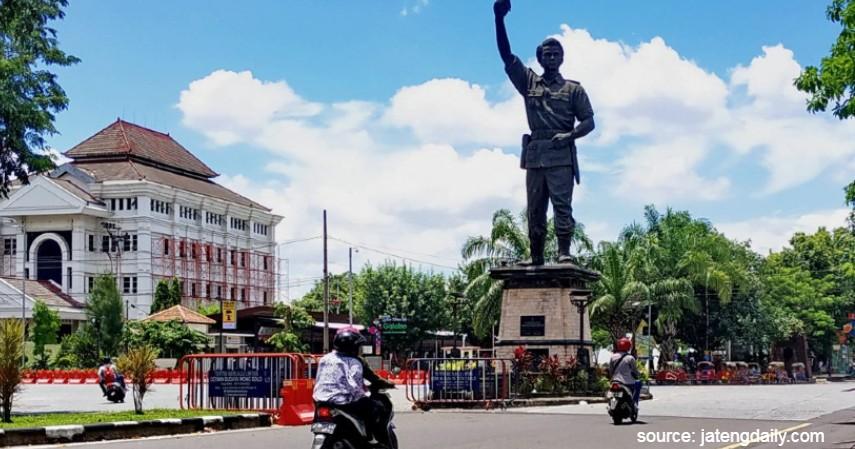 Solo - 6 Kota Penghasil Batik di Indonesia
