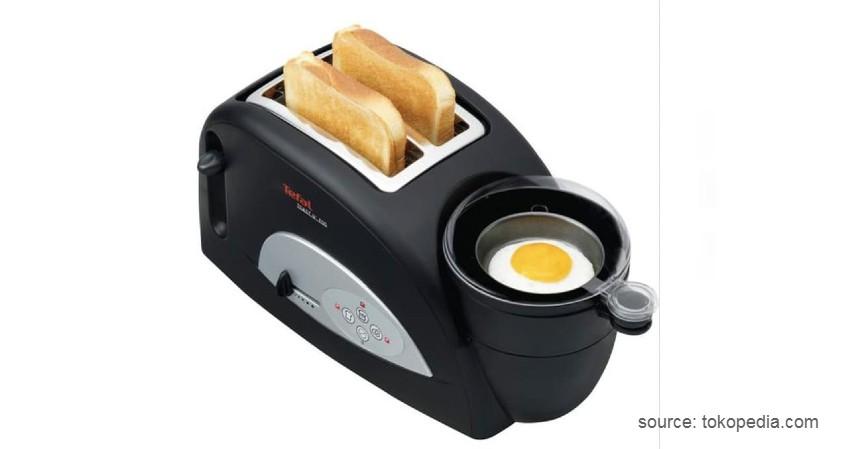 Tefal Toaster & Egg TT5500 - 10 Pemanggang Roti Terbaik dengan Kualitas dan Fitur Mumpuni!