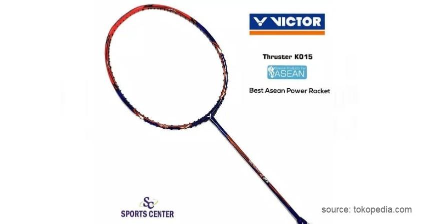 Victor - 12 Merek Raket Badminton Terbaik yang Banyak Digunakan Atlet Ternama