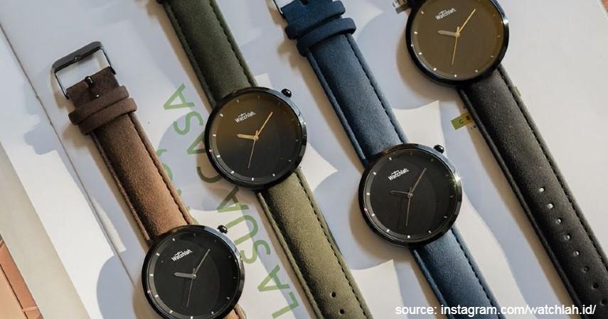 Watchlah Indonesia - 15 Merk Jam Tangan Lokal Terbaik untuk Pria Wanita Harga Pas di Kantong