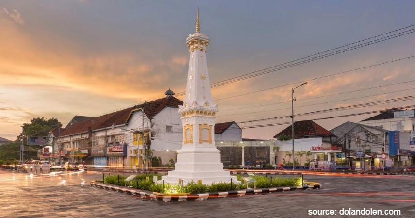 Yogyakarta - 6 Kota Penghasil Batik di Indonesia