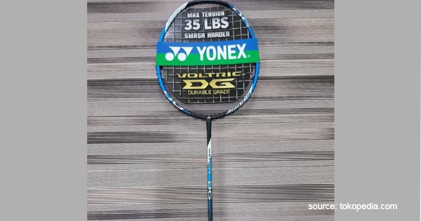 Yonex - 12 Merek Raket Badminton Terbaik yang Banyak Digunakan Atlet Ternama