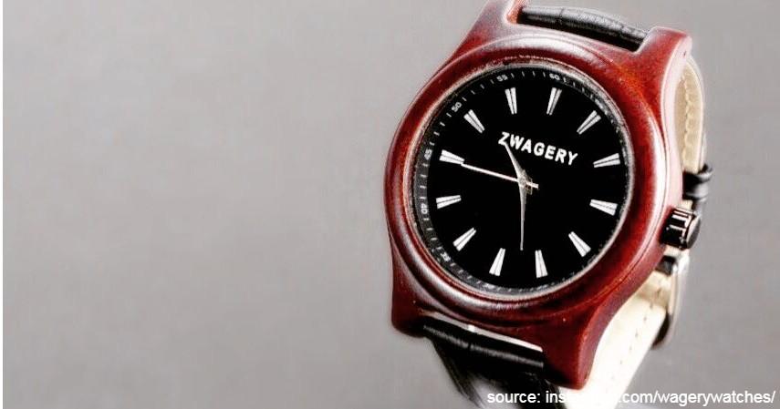 Zwagery - 15 Merk Jam Tangan Lokal Terbaik untuk Pria Wanita Harga Pas di Kantong
