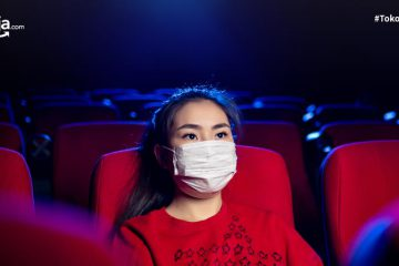 8 Peraturan Baru Nonton Bioskop Saat Pandemi yang Wajib Diketahui