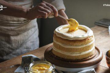 5 Ide Usaha Kue Kekinian Mulai dari Roti Kukus Srikaya hingga Sweet Potato Bread!