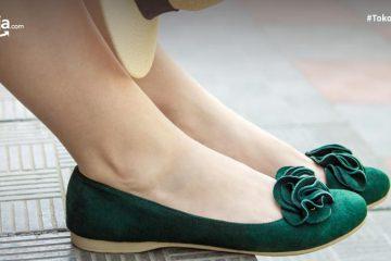 10 Merk Flat Shoes Lokal Terbaik Harga Mulai Rp99 Ribuan-an