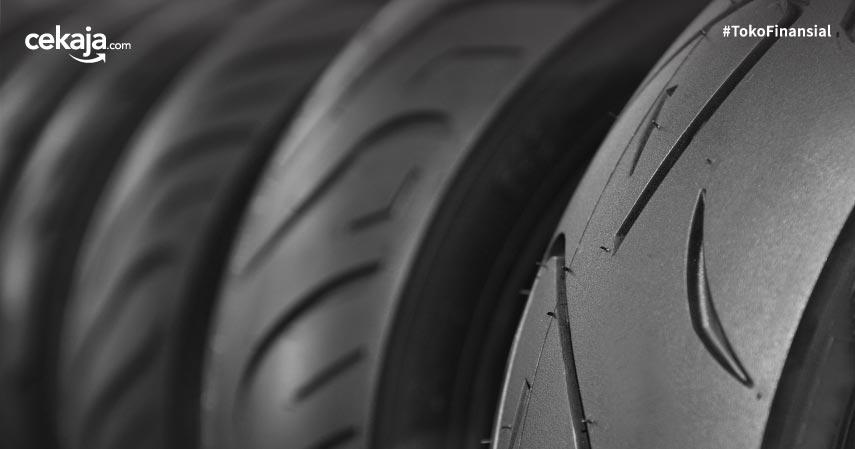 5 Bahaya Mengganti Ban Motor Berukuran Besar, Demi Penampilan Semata!