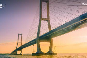 10 Jembatan Paling Populer di Indonesia, dari Pasupati hingga Martadipura