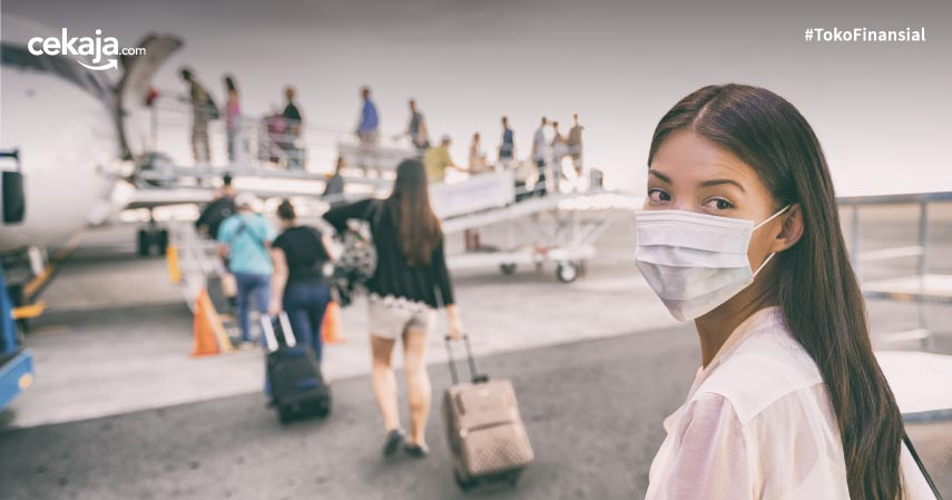 Daftar Diskon Tiket Pesawat Liburan Akhir Tahun 2020 Rute Domestik