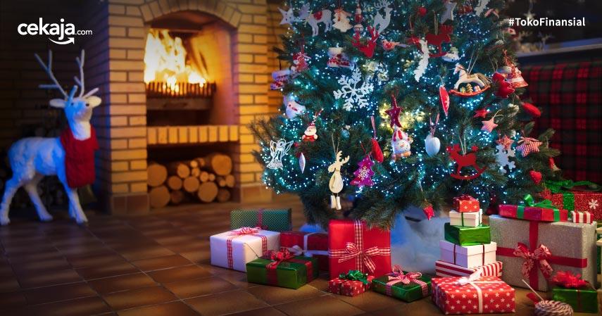 14 Tradisi Natal di Berbagai Negara, Unik Banget!