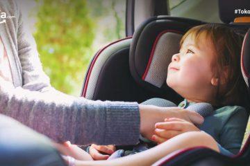 6 Bahaya Meninggalkan Anak Sendiri di Dalam Mobil yang Tak Boleh Diremehkan