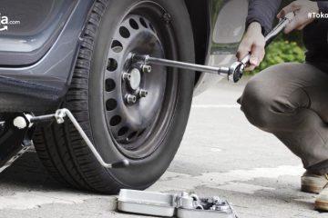 Ini Cara Mengganti Ban Mobil Sendiri yang Mudah dan Benar, Yuk Simak!