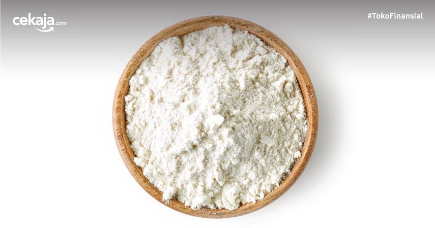 Jenis Tepung Sehat