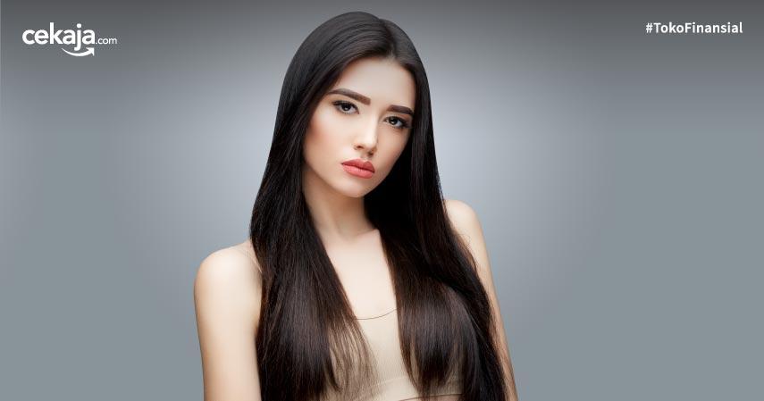 10 Cara Meluruskan Rambut Secara Alami yang Efektif dan Mudah Dilakukan Di Rumah