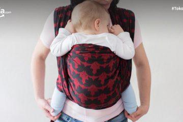 7 Merk Gendongan Bayi Terbaik dengan Harga Terjangkau