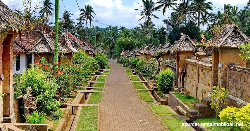Desa Penglipuran - 15 Desa Terbaik di Indonesia, Keindahannya Cocok Jadi Tujuan Wisata.jpg
