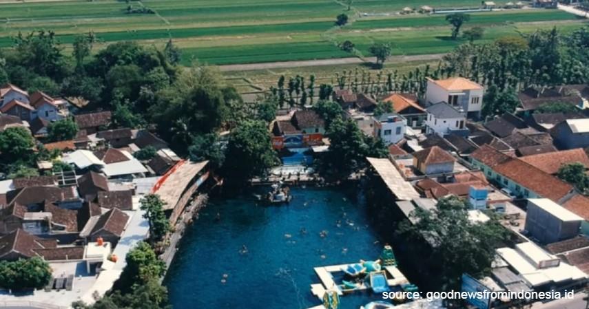 Desa Ponggok - 15 Desa Terbaik di Indonesia, Keindahannya Cocok Jadi Tujuan Wisata.jpg