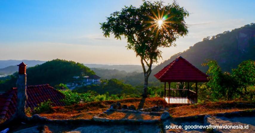 Desa Nglanggeran - 15 Desa Terbaik di Indonesia, Keindahannya Cocok Jadi Tujuan Wisata.jpg