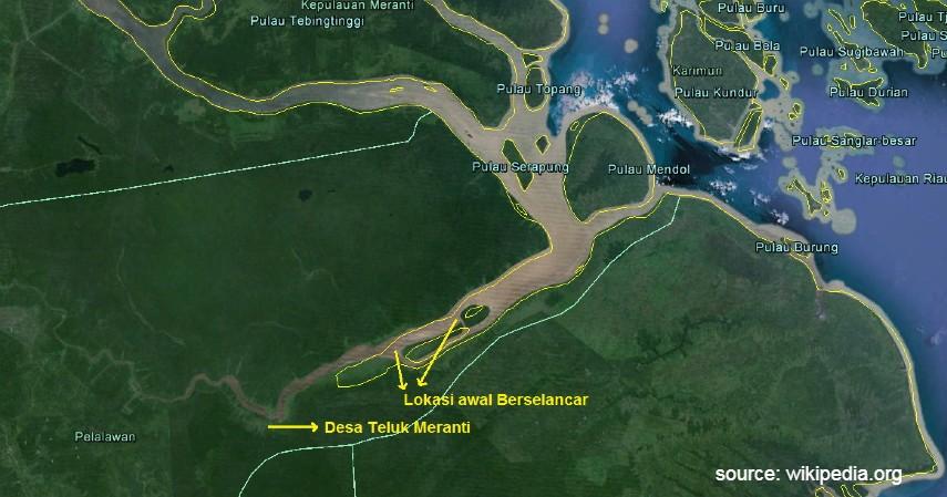 Desa Teluk Meranti - 15 Desa Terbaik di Indonesia, Keindahannya Cocok Jadi Tujuan Wisata.jpg