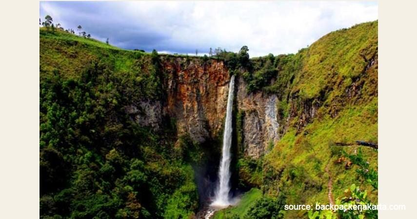 Air Terjun Sigura-gura - 13 Air Terjun Tertinggi di Indonesia, Ada yang Capai 250 Meter!.jpg