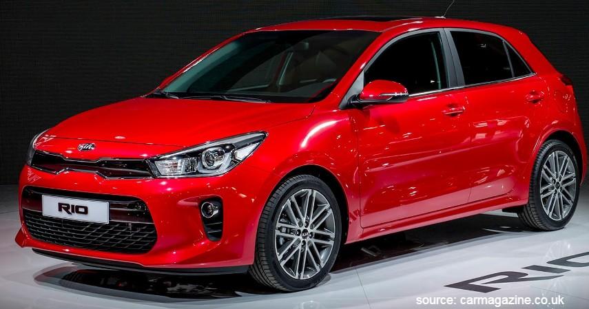 All New Kia Rio - 7 Daftar Mobil Sunroof Murah di Bawah Rp500 Juta