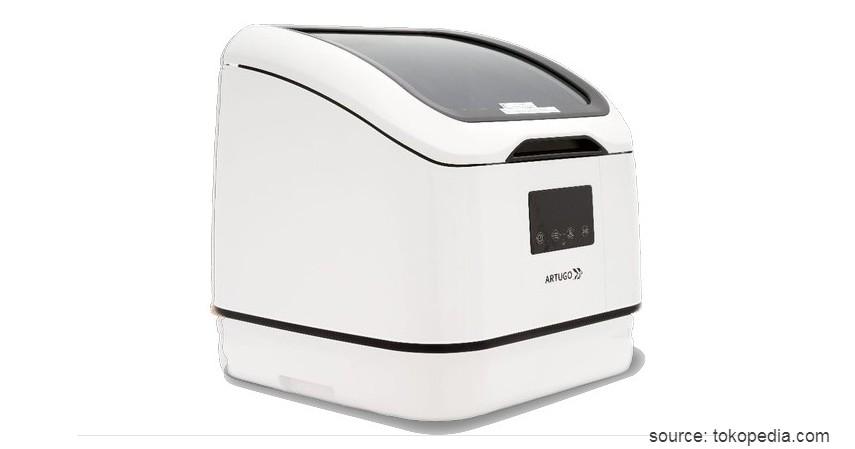 Artugo CD 1742 AB - 7 Merk Mesin Pencuci Piring Terbaik Harga di Bawah Rp10 Juta