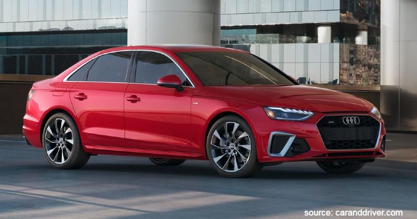 Audi A4 - 8 Mobil dengan Biaya Service Paling Mahal