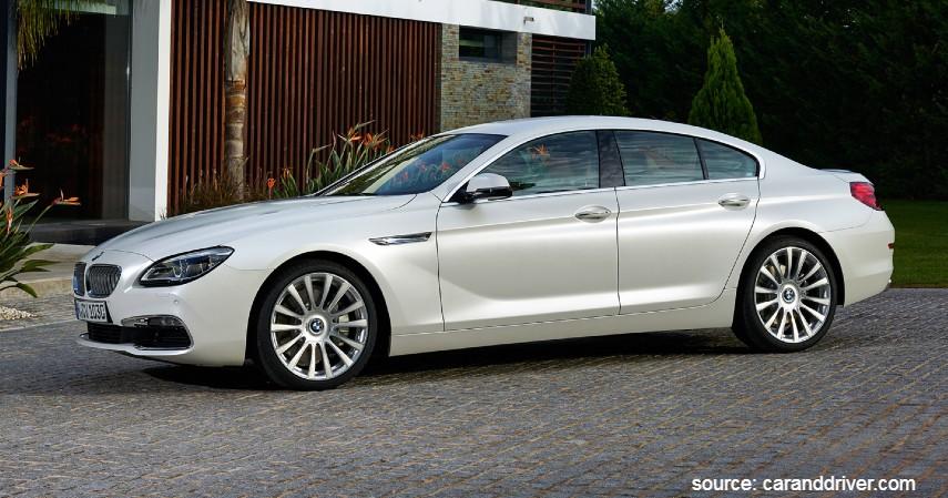 BMW 640i Gran Coupe - 8 Mobil dengan Biaya Service Paling Mahal