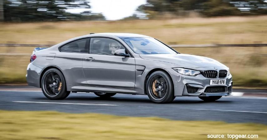 BMW M4 - 8 Mobil dengan Biaya Service Paling Mahal