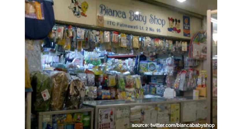 Bianca Baby Shop - 7 Rekomendasi Toko Perlengkapan Bayi
