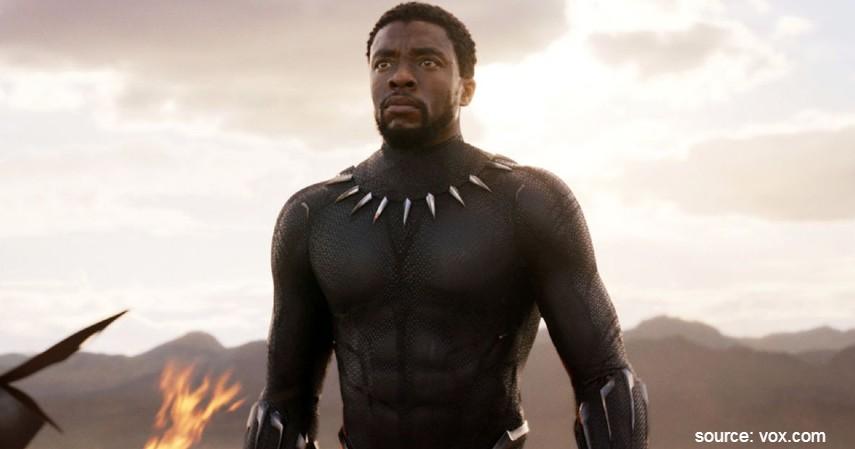 Black Panther 2017 - 7 Film Superhero yang Baik Ditonton Anak