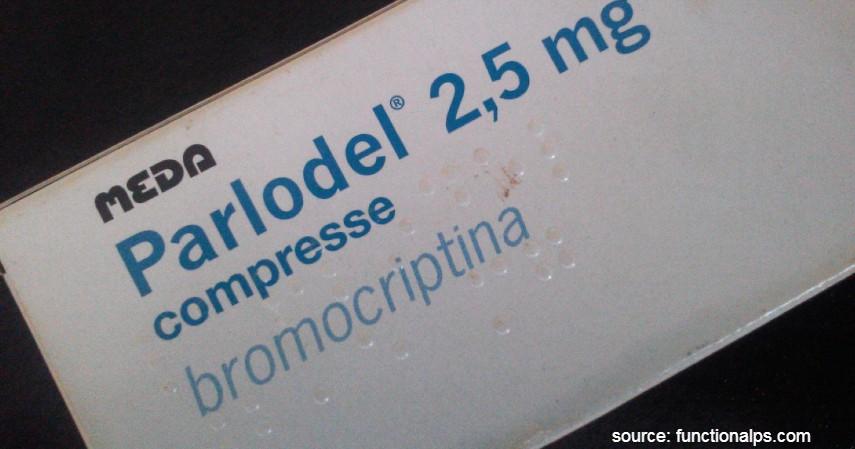 Bromocriptine - 4 Merk Obat Penyubur Kandungan Beserta Efek Sampingnya