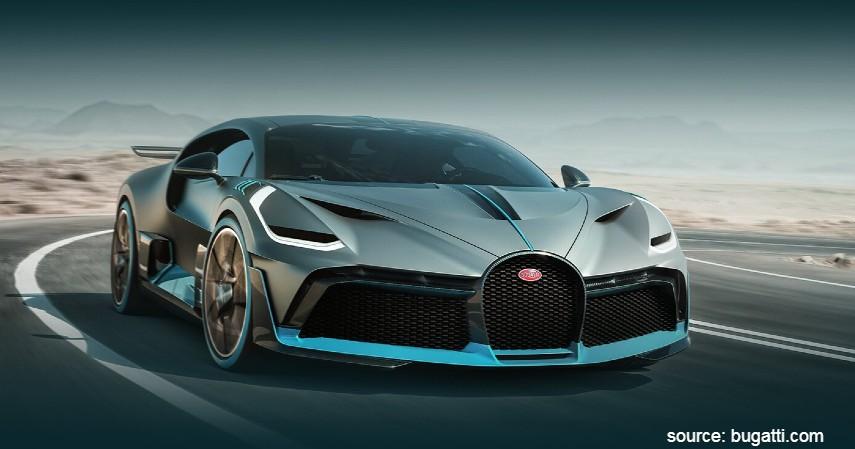 Bugatti Divo - 10 Merk Mobil Mewah di Dunia dan di Indonesia Harganya Bikin Melongo