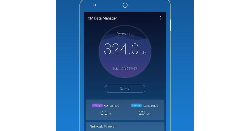 CM Data Manager - Aplikasi Penghemat Kuota Terbukti Paling Ampuh