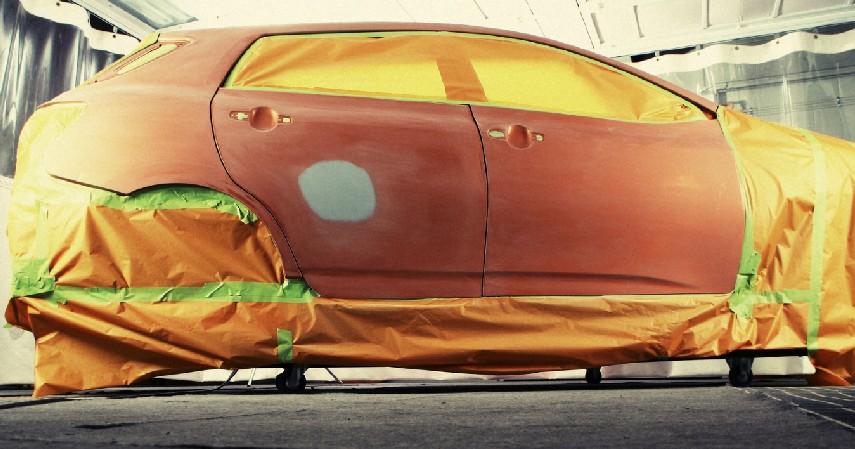 Cat Ulang - 8 Cara Hilangkan Goresan di Bodi Mobil