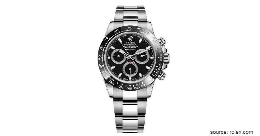 Daytona - 6 Jenis Jam Tangan Rolex dengan Keunggulannya yang Berbeda-beda