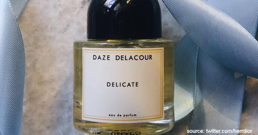 Daze Delacour - 11 Merk Parfum Lokal Terbaik