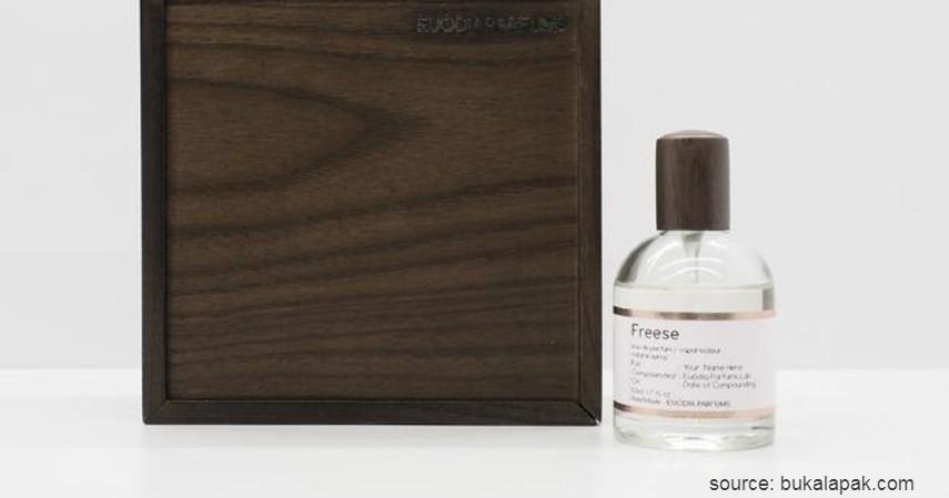 Euodia Parfums - 11 Merk Parfum Lokal Terbaik