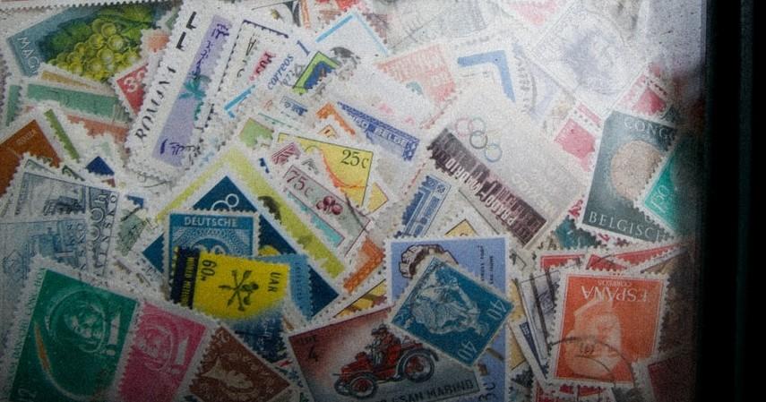 Fakta Bunga Edelweis - Dijadikan gambar pada perangko Pos Indonesia
