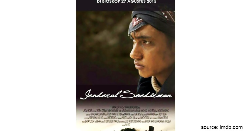 Film tentang Pahlawan Indonesia - Jenderal Soedirman