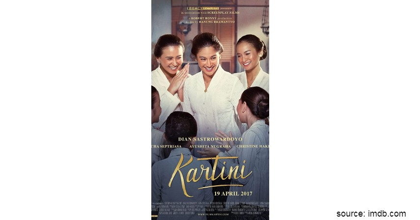 Film tentang Pahlawan Indonesia - Kartini