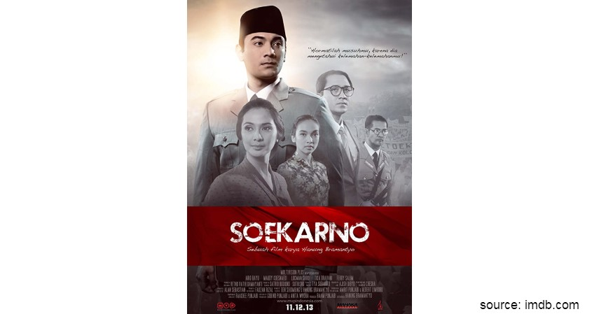Film tentang Pahlawan Indonesia - Soekarno Indonesia Merdeka