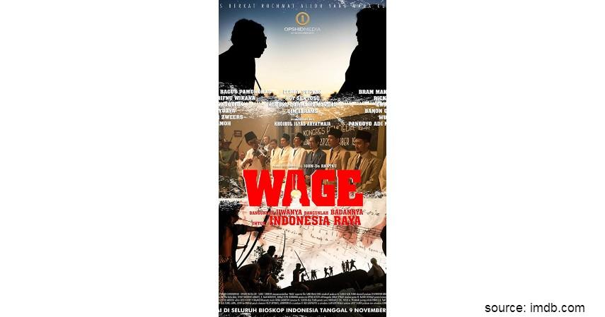 Film tentang Pahlawan Indonesia - Wage
